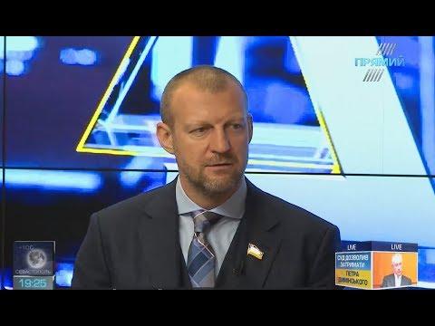 Народний фронт: Парламент повинен якнайшвидше ухвалити закон про деокупацію Донбасу, - А.Тетерук
