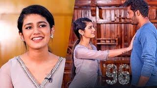 LOVELY : Priya Varrier Enacts the Classic 96 Ram & Jaanu Scene