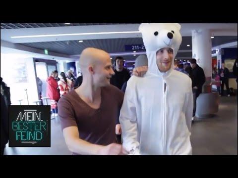 Hey, wir wollen die (Sch)Eisbären sehen! | Mein bester Feind | Folge 4 | ProSieben