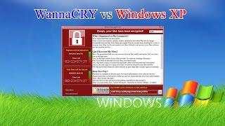 Bản vá cho Windows XP chống mã độc WannaCry