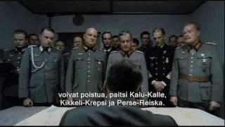 Hitler menee torille Leijonia juhlimaan!