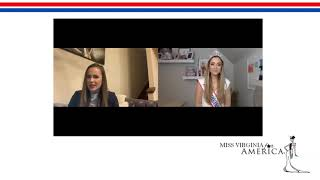 Miss Virginia Beach Melissa Matis Interview
