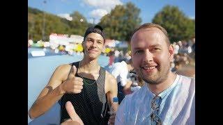 Maksim Nedasekau - 2.27m-o Eberstadt, Germany 26.08.2018