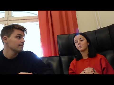 Andrea möter: Juriststudenten (inkl. rundvandring på Juridicum)