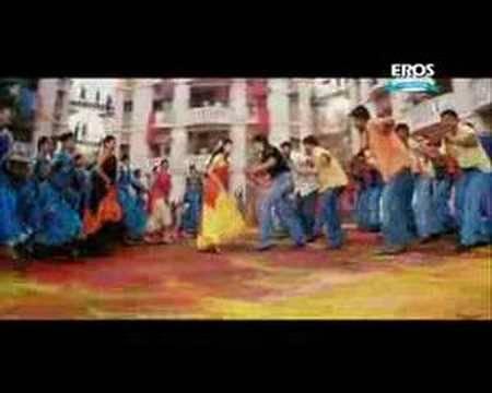 Holi Holi Holi (Video Song) | Meri Jung - One Man Army | Nagarjuna