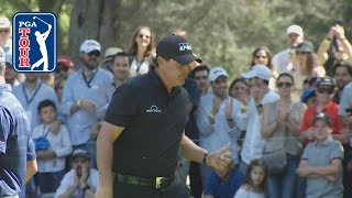 Phil Mickelson's best moments from 2018 WGC-Mexico Championship