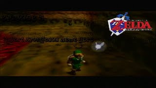 Lets play (episode 5) The Legend of Zelda Ocarina of Time  Giant dino