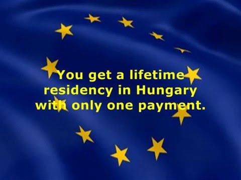 European residence permit through investment in Hungary