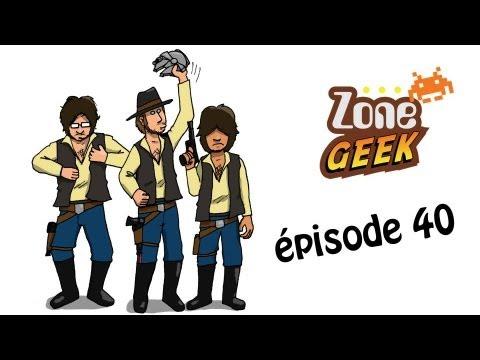 Zone Geek épisode 40 : TOP 5 des meilleurs scènes de Han Solo