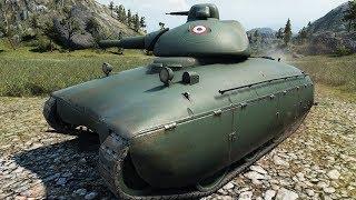 world of Tanks AMX 40 1 vs 7 - Lakeville