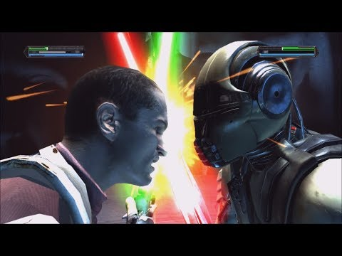 REMAKE: The Force Unleashed (XBOX 360) : QTEs and Other Bad-Ass Moments