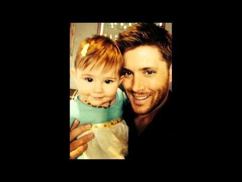 Jensen ackles and JJ ackles