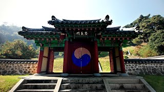 [scene cuts] South Korean cultural assets _ RED Komodo 6K footage