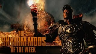 Riding the Skyrim Railway - Top 5 Skyrim Mods of the Week