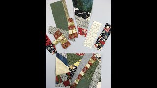 Crazy or Free Form Quilting - Sewing Sections (#6 of 6 videos)