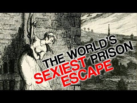 The World's Sexiest Prison Escape (The C**k of Friendship)