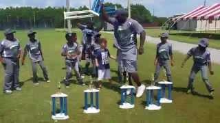 collins hill black eagles 9u travel baseball grand slam champions