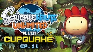 Scribblenauts Unlimited Ep 11