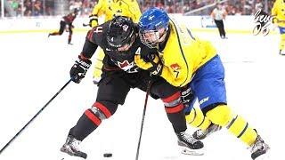 Bowen Byram 2018 Hlinka-Gretzky Highlights