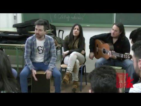 Taller El Cajón Flamenco - II Jornadas Provinciales de Flamenco