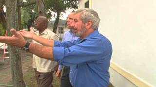 Exterior In The Container-built Home - Storm-ready House In St Petersburg, Fl - Bob Vila Eps.3004