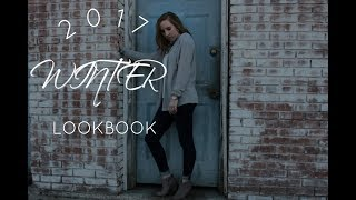 Winter Lookbook 2017 | Haleigh Nicole