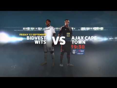 couleur rapide Vente au rabais 2019 comment commander Exclusive PSL - Bidvest Wits vs Ajax Cape Town