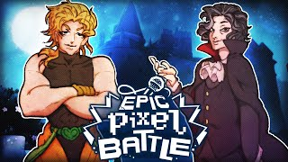 Dio VS Dracula - EPIC PIXEL BATTLE [ EPB SAISON 4 ]
