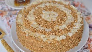 Торт с бананами рецепт с фото