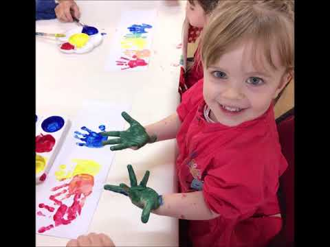 Creative Children's Classes and crafting in Coventry West with Vicky!