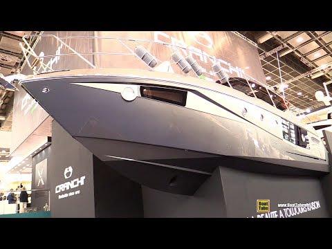 2018 Cranchi M44 HT Luxury Yacht - Walkaround - 2018 Boot Dusseldorf Boat Show