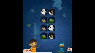 New Zack & Quack Halloween Game!