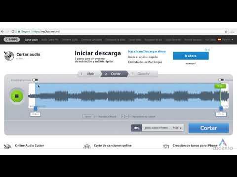 Cómo Cortar Una Canción Online Cortador Mp3 Youtube
