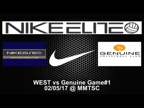 WEST VBC Elite14 vs Offshore Game#1 @MMTSC 02-05-17