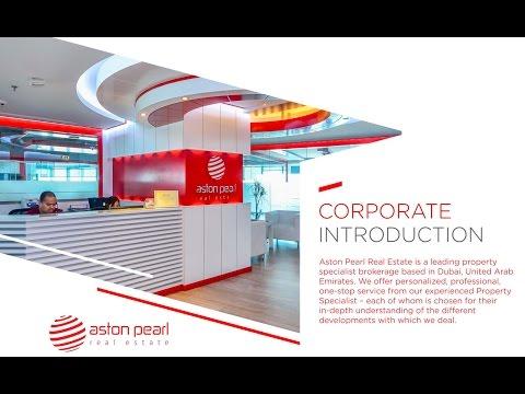 Aston Pearl Real Estate Company Profile Video