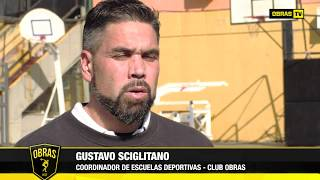 Escuelas Deportivas - Club Obras (30-05-2017)
