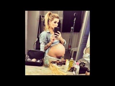 Лиза Кутузова родила дочь