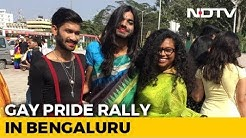 Celebrating Freedom, LGBTQ Community Take Out Pride Parade In Bengaluru