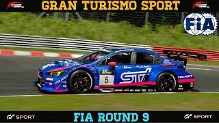 GT Sport - FIA Manufacturer Round 9