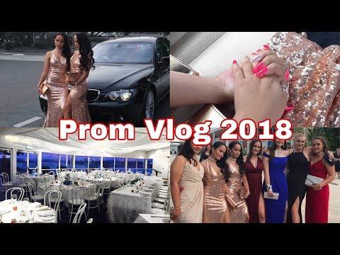 PROM VLOG 2018 (Prom Di Australia)
