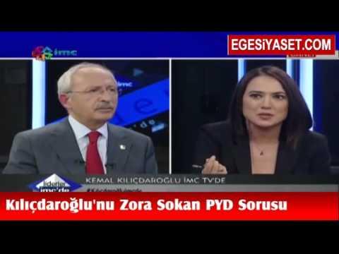 Kılıçdaroğlu'nu Zora Sokan PYD Sorusu