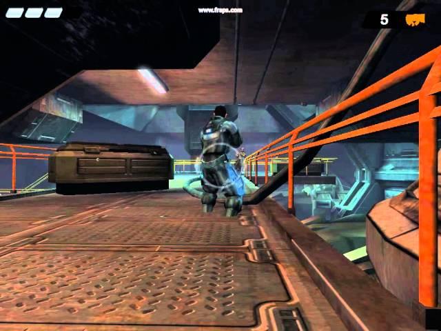 Pariah third person gameplay