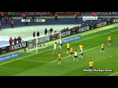 germany vs sweden 4 4 16 10 2012