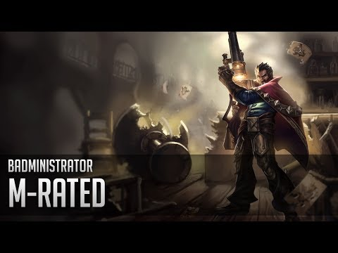Badministrator - M-Rated (Graves Tribute)