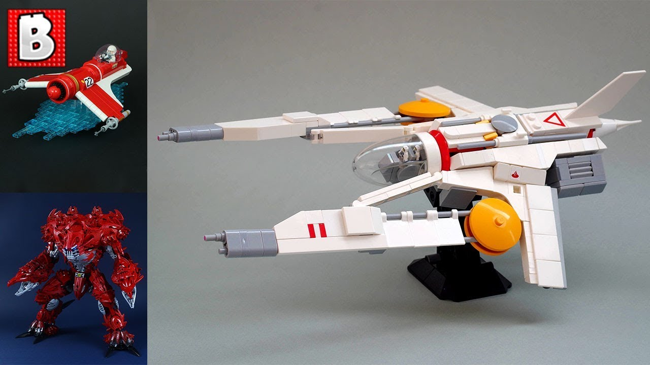 LEGO Speeders, Spaceships, Robots, Monsters and More! | TOP 10 MOCs