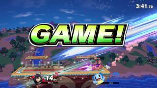 Smash Ultimate Lucina to Elite
