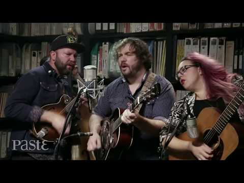 Front Country live at Paste Studio NYC