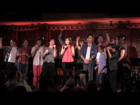 "Company - ""Patrick's Mother/King of New York"" (Newsies, Alan Menken & Jack Feldman)"