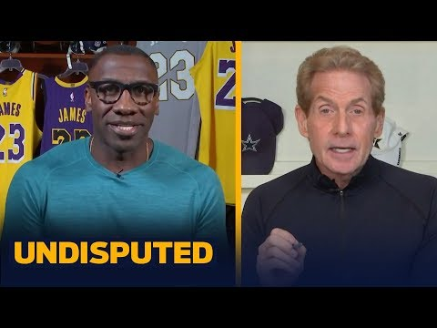Skip And Shannon React To The First Round Of The NBA HORSE Contest | NBA | UNDISPUTED