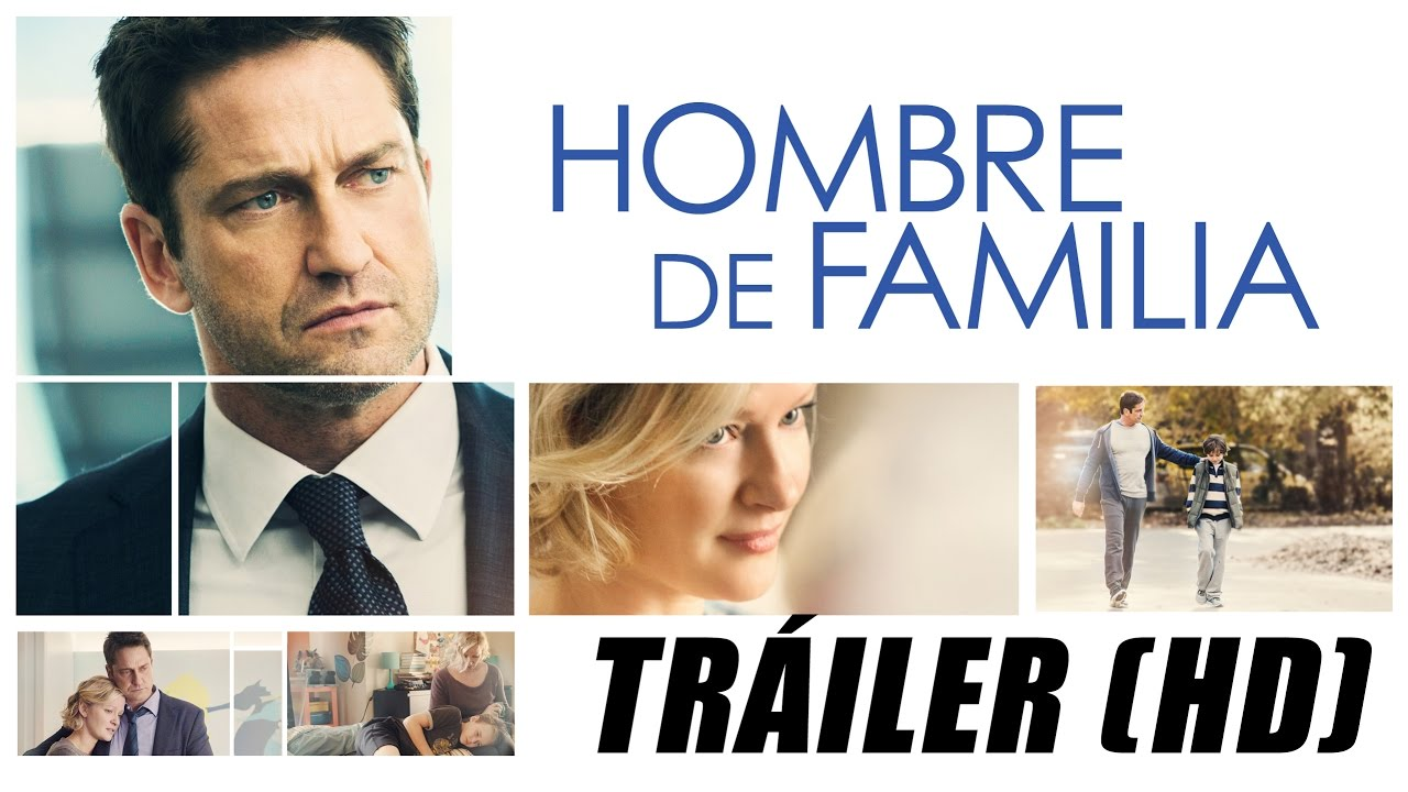 Hombre De Familia Trailer Subtitulado Hd Youtube